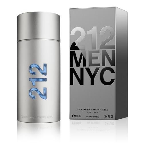 212 Men NYC | Carolina Herrera | EDT | 100ml | Spray