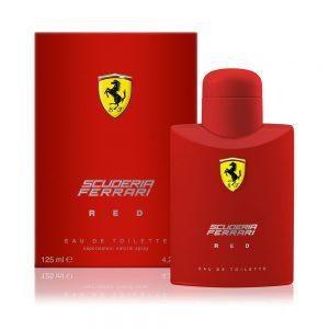 Red Scuderia Ferrari | EDT | 125ml | Spray