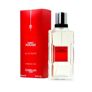 Habit Rouge | Guerlain | EDT | 100ml | Spray