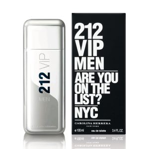 212 VIP Men | Carolina Herrera | EDT | 100ml | Spray
