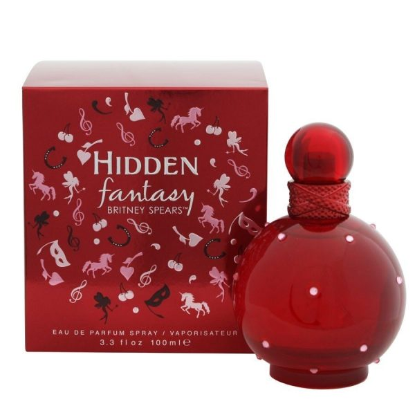 Hidden Fantasy | Britney Spears | EDP | 100ml | Spray • Mishka Perfumería