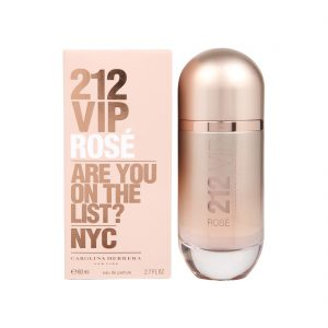 212 VIP Rosé | Carolina Herrera | EDP | 80ml | Spray