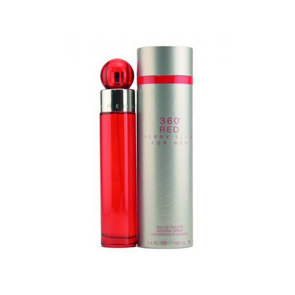 360º Red | Perry Ellis | EDT | 100ml | Spray