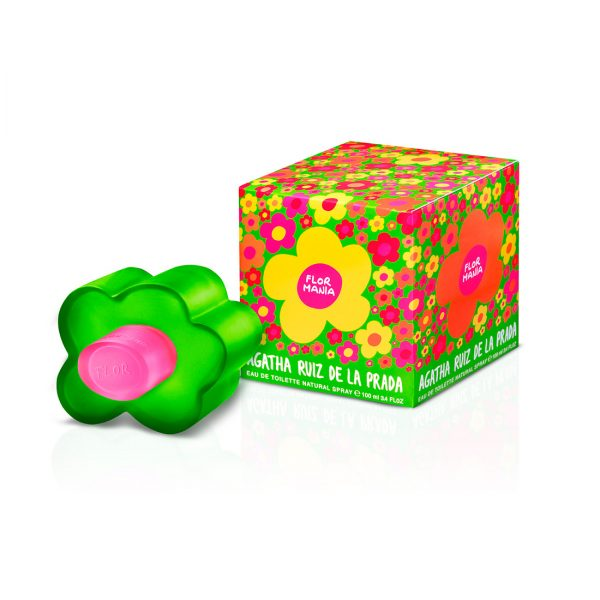 Flormania | Agatha Ruiz de la Prada | EDT | 100ml | Spray
