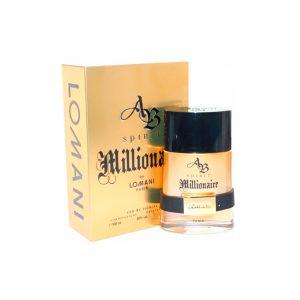 AB Spirit Millionaire | Lomani | EDT | 100ml | Spray