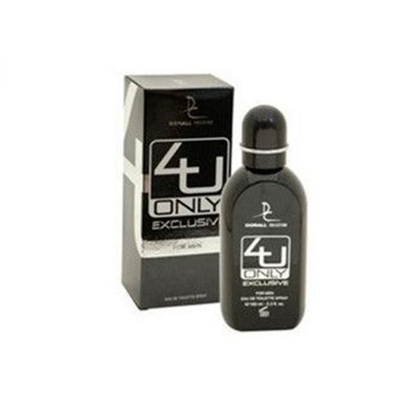 4 U Only Exclusive | Dorall Collection | EDT | 100ml | Spray