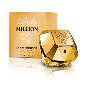 Lady Million | Paco Rabanne | EDP | 80ml | Spray · Mishka Perfumería