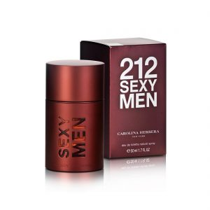 212 Sexy Men | Carolina Herrera | EDT | 50ml | Spray