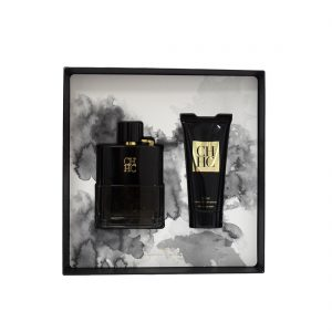 Estuche CH Men Privé | Carolina Herrera | Eau de Toilette Spray 100ml | Aftershave 100ml