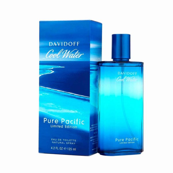 Cool Water Pure Pacific | Davidoff | EDT | 125ml | Spray