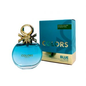 Colors Blue | Benetton | EDT | 100ml | Spray