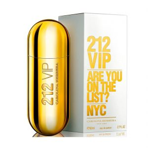 212 VIP | Carolina Herrera | EDP | Spray | 80ml