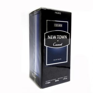 New Town Casual | Lomani | EDT| 100ml | Spray