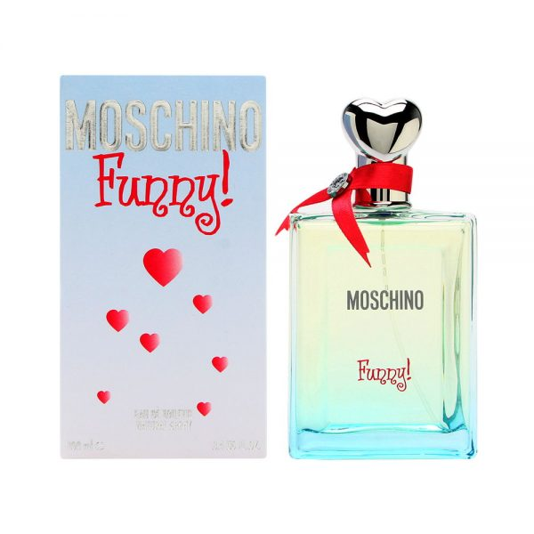 MOSCHINO FUNNY EDT SPRAY 100ML