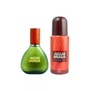 Estuche Agua Brava   EDC 100ml   Desodorante 150ml