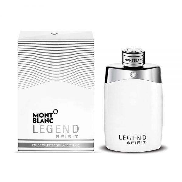 Legend Spirit | Montblac | 200ml | EDT | Spray