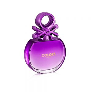 Colors Purple | Benetton | EDT | 80ML | Spray