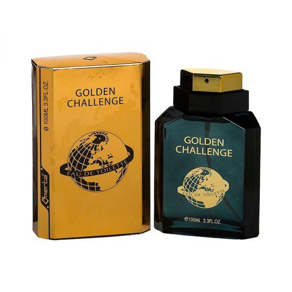 Golden Challenge | Omerta | EDT | 100ml | Spray