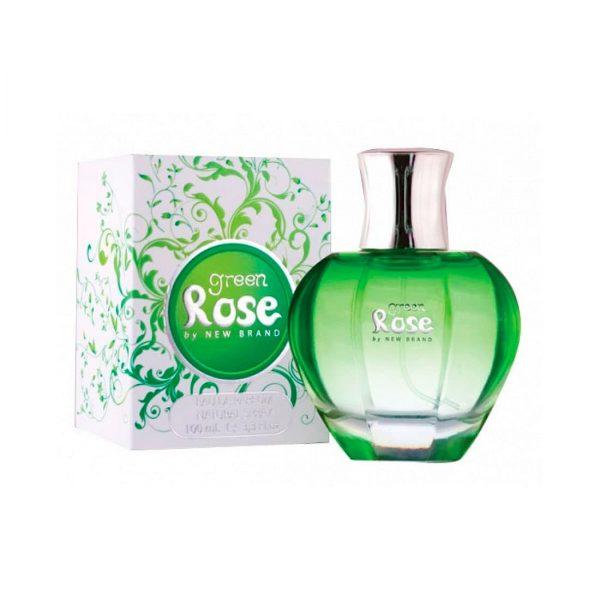 Green Rose | New Brand | EDP |100ml | Spray