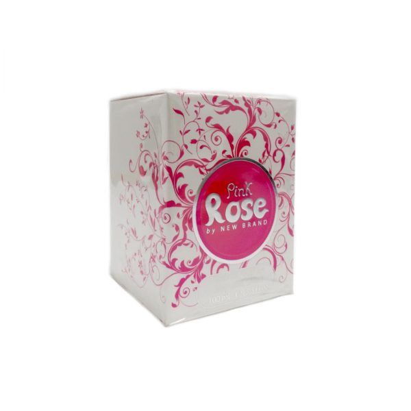 Pink Rose | New Brand | EDP | 100ml | Spray