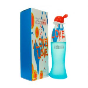 I Love Love | Moschino | 100ml | EDT | Spray