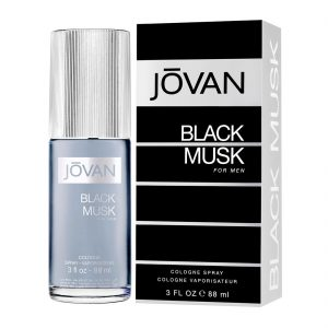 Black Musk for Men | Jovan | 88ml | Colonia | Spray