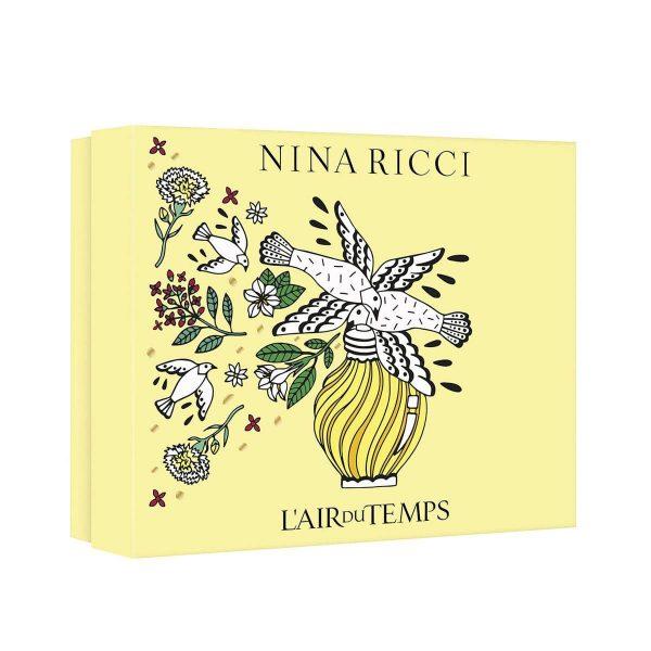 Estuche L'Air du Temps | Nina Ricci | 2 piezas