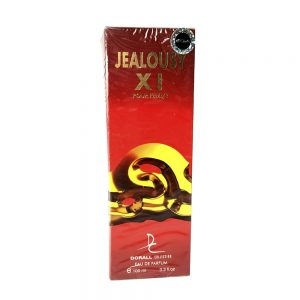 Jealousy X! pour Femme | Dorall Collection | 100ml | EDP | Spray