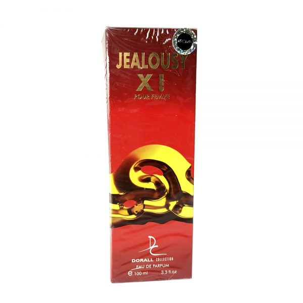 Jealousy X! pour Femme | Dorall Collection | 100ml | EDP | Spray