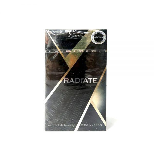 Radiate   Creation Lamis   100ml   EDT   Spray