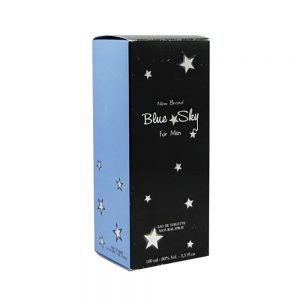 Blue Sky   New Brand   100ml   EDT   Spray