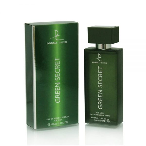 Green Secret | Dorall Collection | 100ml | EDT | Spray