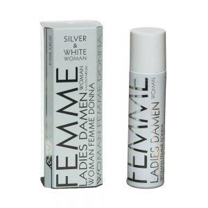 Silver & White   Omerta   100ml   EDP   Spray