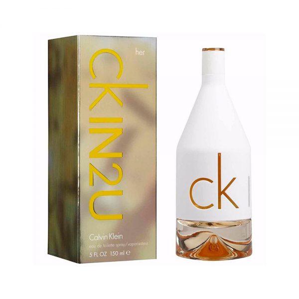 CK IN2U for Her   Calvin Klein   150ml   EDT   Spray