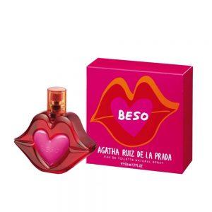 Beso I Agatha Ruiz de la Prada I 100ML I EDT I Spray