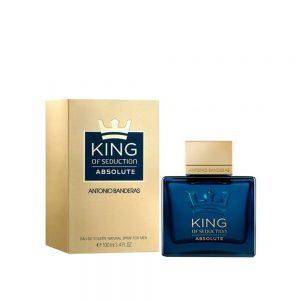 King of Seduction Absolute I Antonio Banderas I 100ml I EDT I Spray