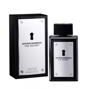 The Secret I Antonio Banderas I 100ml I EDT I Spray
