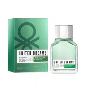 United Dreams Be Strong I Benetton I 100ml I EDT I Spray