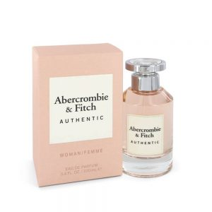 Authentic Woman I Abercrombie & Fitch I 100ml I Spray I EDP