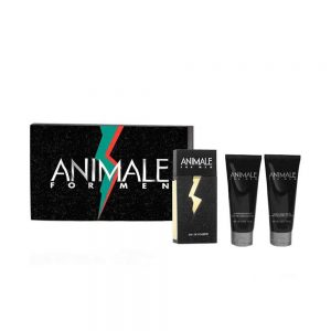 Estuche Animale For Men I Animale I 3 Piezas