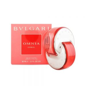 Bvlgari Omnia Coral I Bvlgari I 65ml I EDT I Spray