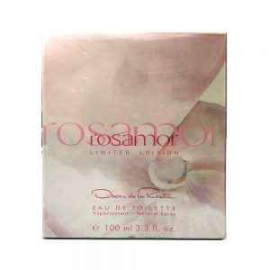 Rosamor I Oscar de la Renta I 100ml I EDT I Spray
